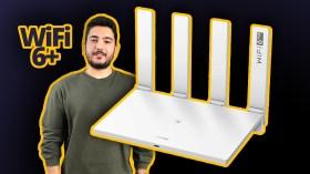 Dünyanın ilk Wi-Fi 6+ router'ı Huawei AX3 inceleme