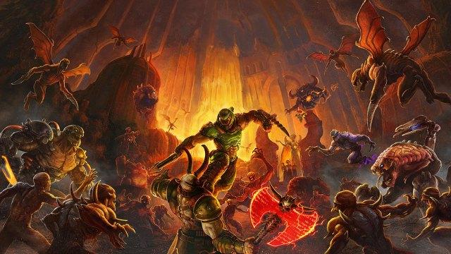 Doom ve Quake'in yapımcısından isimsiz bir proje!