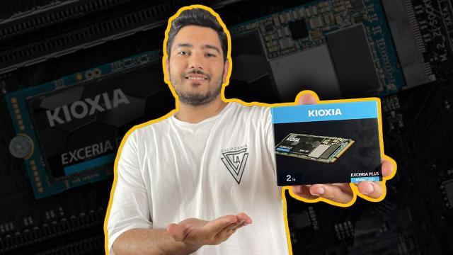 KIOXIA Exceria Plus SSD inceleme