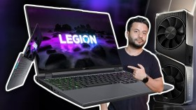 RTX 3070'li Lenovo Legion 5 Pro inceleme