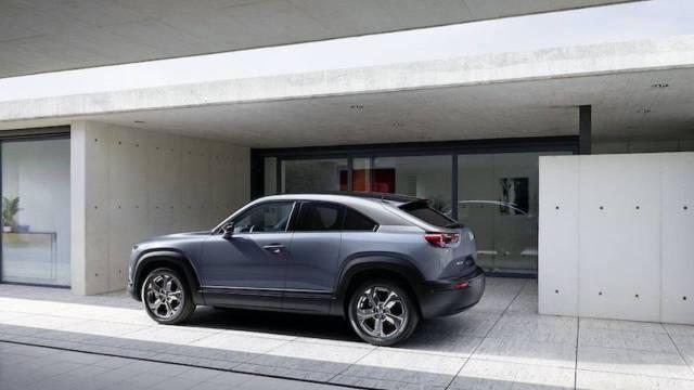 Mazda tarzını değiştiriyor! İşte elektrikli araç planı