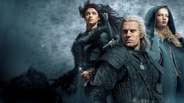 Netflix'ten heyecanlandıran The Witcher paylaşımı