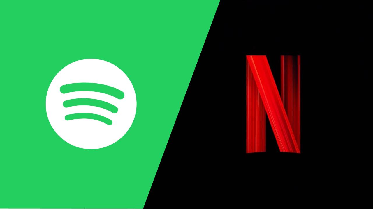 Netflix, Spotify