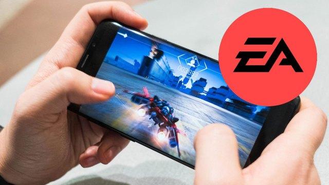 EA'den mobil oyunlar için önemli yatırım