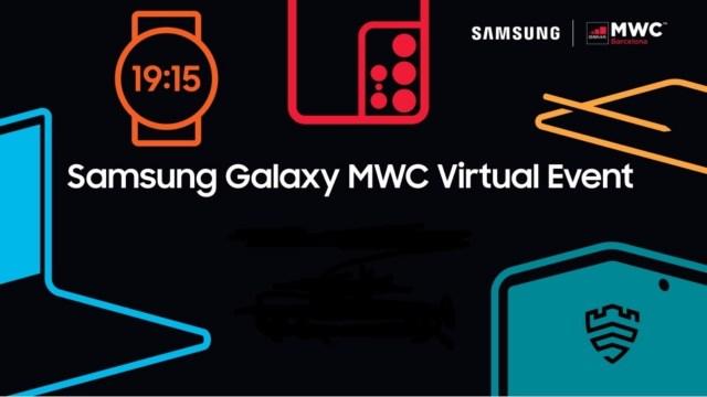 Samsung yeni sanal etkinliği MWC'yi duyurdu