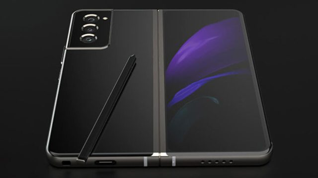 Samsung'dan Galaxy Z Fold 3 için S Pen müjdesi