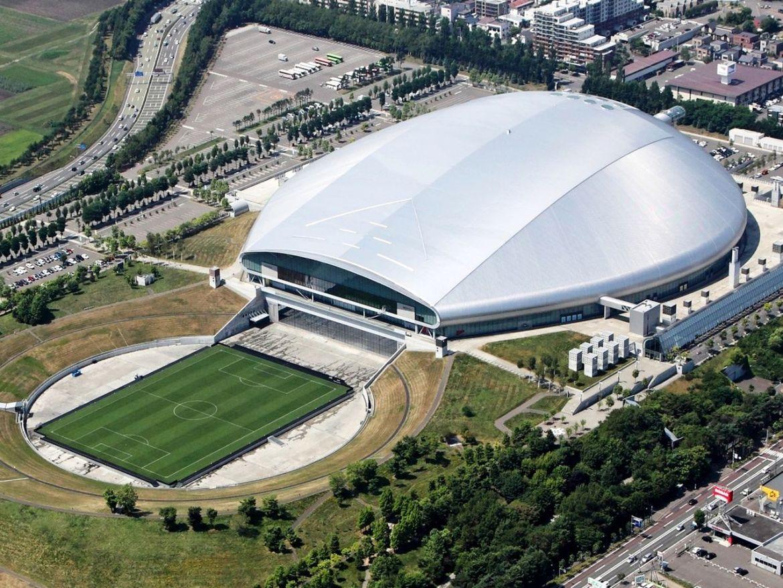 Saporro Dome