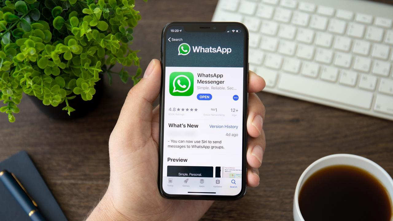 WhatsApp yurtdışı arama