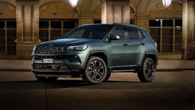 Jeep sıfır emisyon projesini hayata geçiriyor