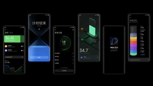Xiaomi'den 3 modele MIUI 12.5 takviyesi