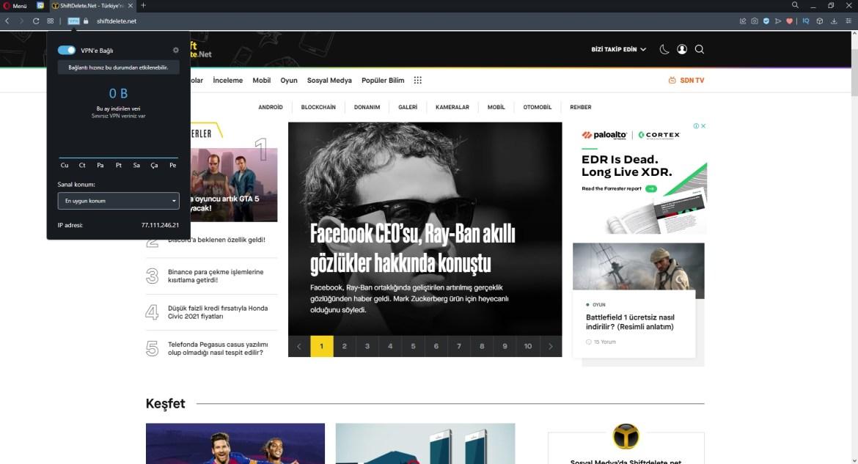 Opera vs Mozilla Firefox Hangi tarayıcı daha iyi