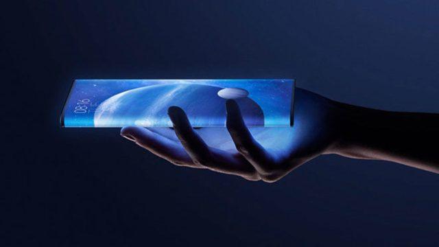 Xiaomi, dört tarafı kavisli yeni telefon patentini aldı