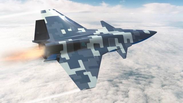 Baykar, Muharip İnsansız Uçak Sistemi'nden ilk görüntüleri paylaştı!