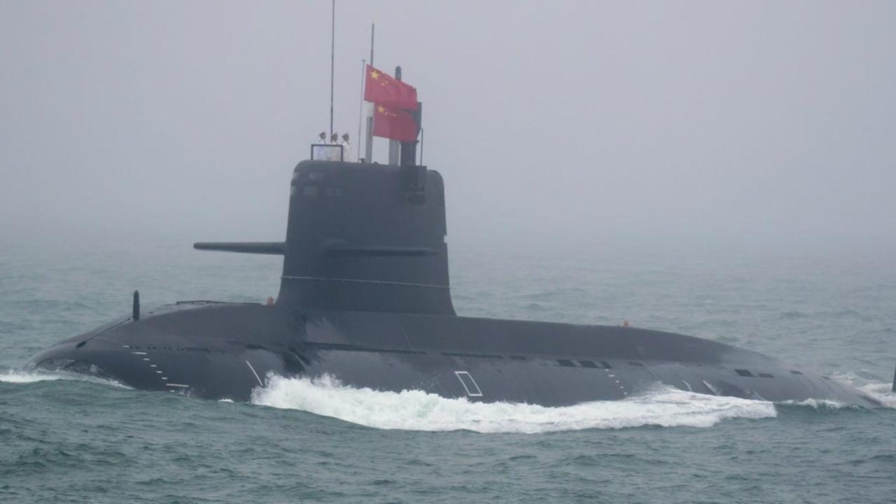Çin otonom denizaltı geliştirdi
