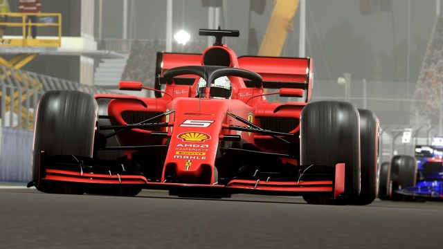 History of Formula 1 games from past to present