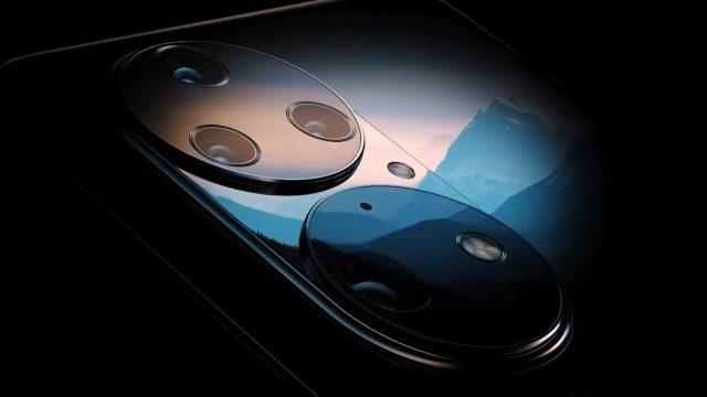 Huawei P50 en net görüntüsüyle sızdırıldı
