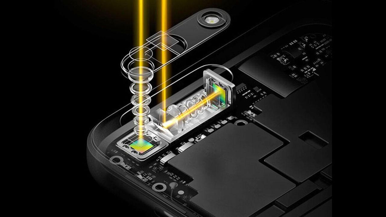 iphone periskop lens