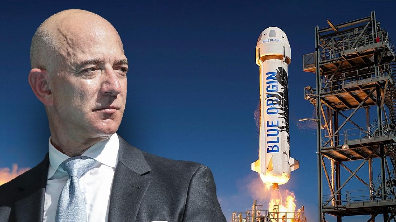 Jeff Bezos astronot mu?