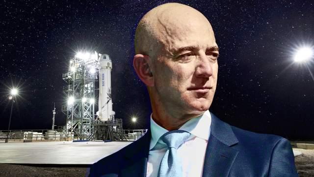 Jeff Bezos ile uzaya gidecek son kişi belli oldu!