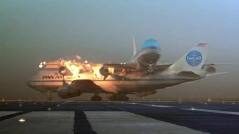 tenerife uçak kazası