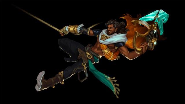 League of Legends'ın yeni şampiyonu: Akshan
