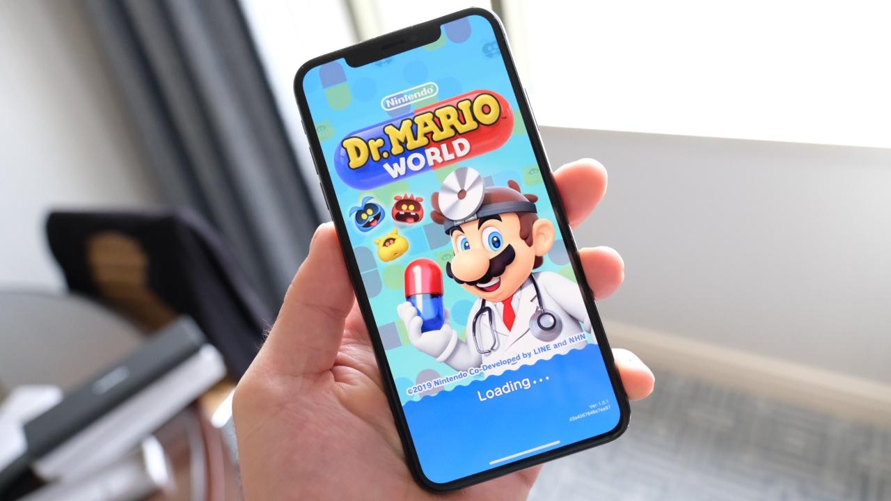 Nintendo Dr. Mario World oyunu sona eriyor.