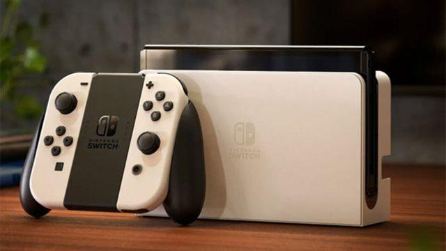Nintendo Switch OLED tanıtıldı! İşte özellikleri