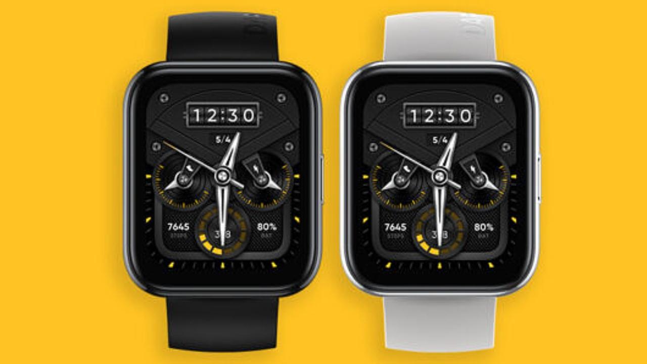 Realme Watch 2 Pro piyasaya çıktı