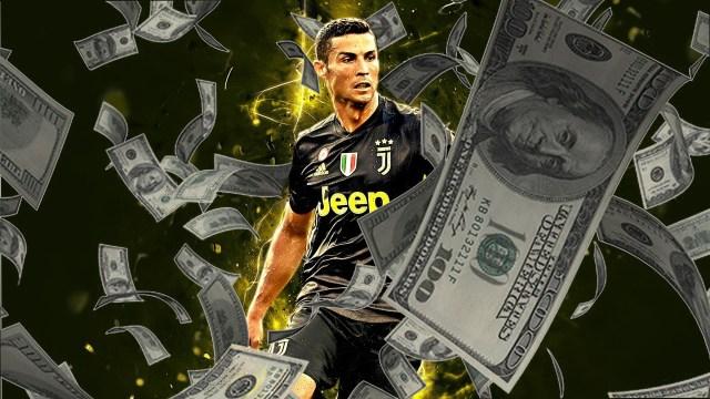 Ronaldo, Instagram'da zirveye yerleşti!