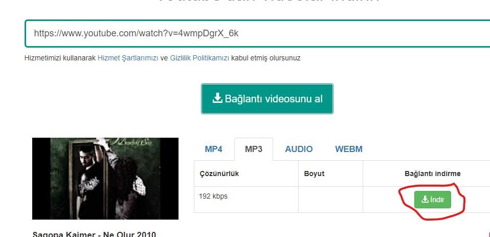 spotify uygulamasına şarkı ekleme