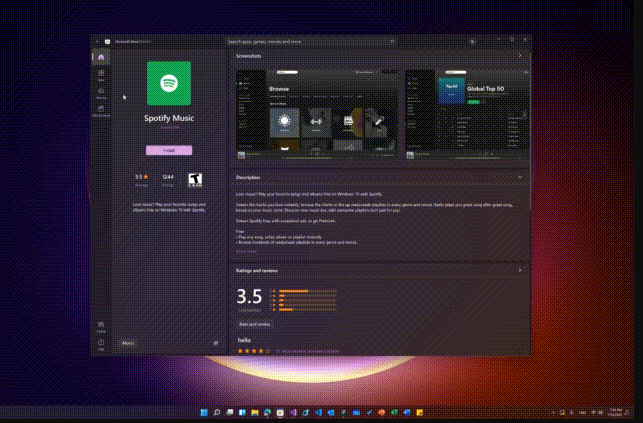 windows 11 beta 4 özellikleri
