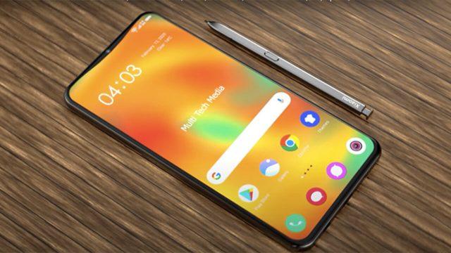 Xiaomi Mi Note 11'in teknik özellikleri ortaya çıktı