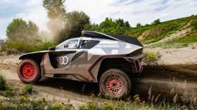 Audi'den Dakar Rallisi öncesi önemli adım