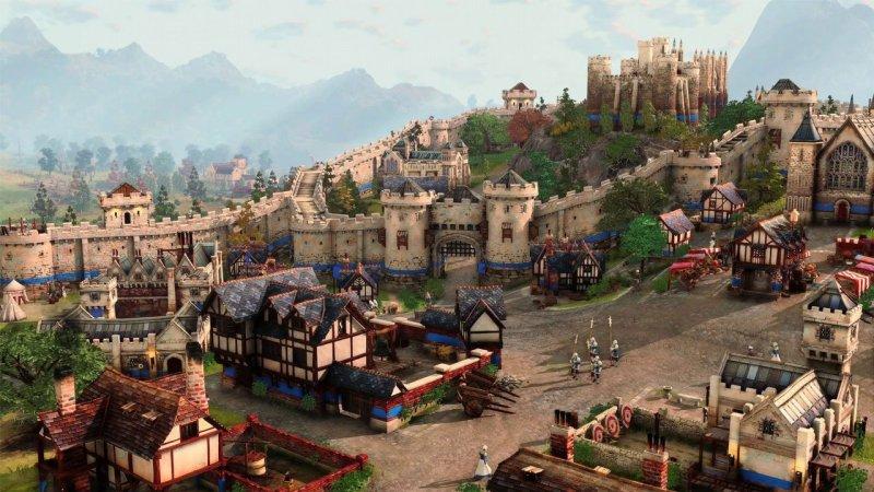 Age of Empires IV ten oynanış fragmanı yayınlandı