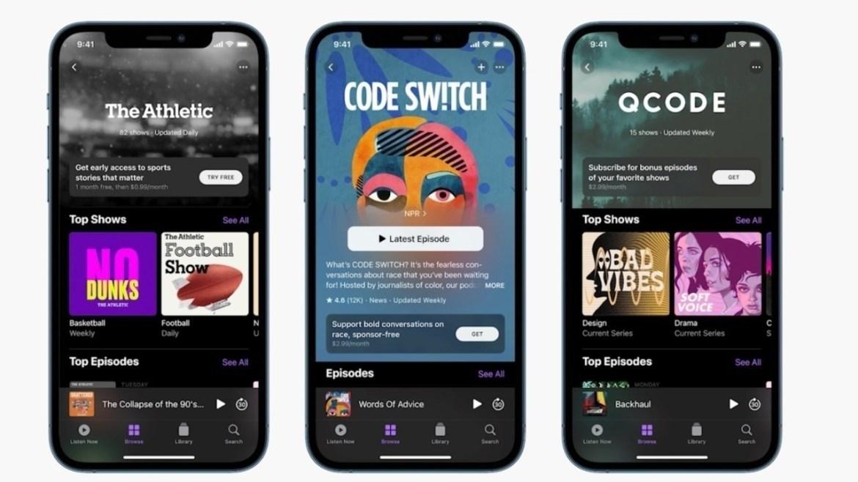 Apple Podcasts nedir?