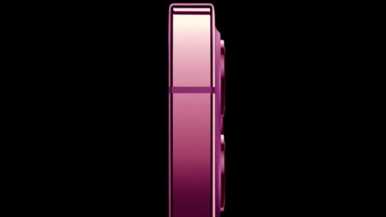Pembe altın iPhone 13 renkleri