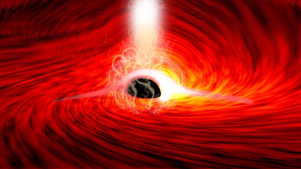 Kara delik görüntüsünde yeni keşif