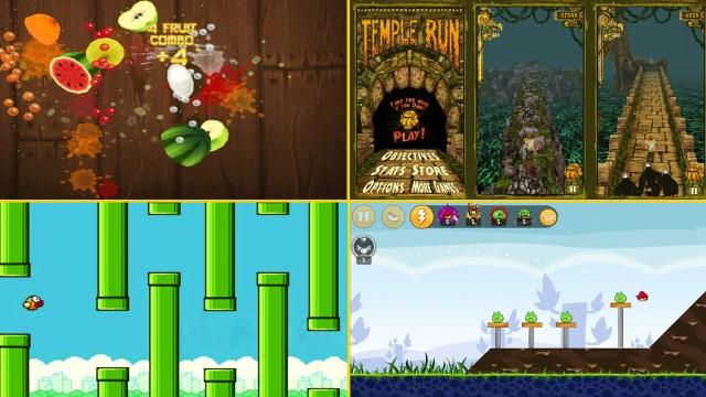 mobil oyun, dünden bugüne mobil oyunlar, akıllı telefon oyunları