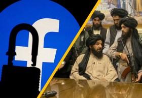 Facebook, Taliban'a karşı harekete geçti
