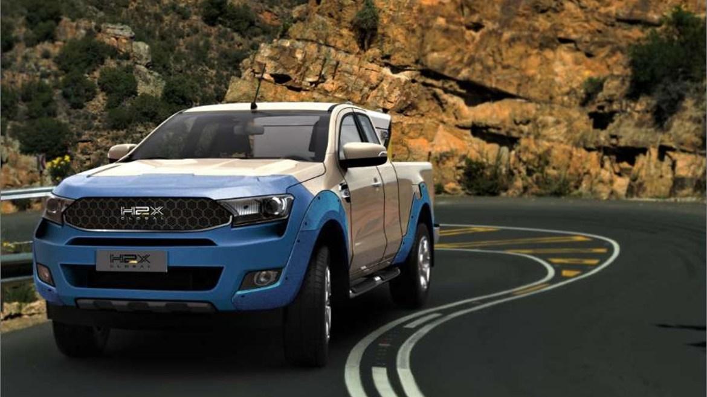 Ford Ranger temelli Warrego