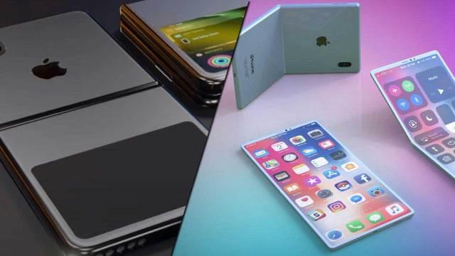 katlanabilir iphone, katlanabilir telefon, iphone 13