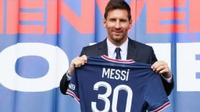 Messi'nin imza ücreti için kripto para sürprizi!