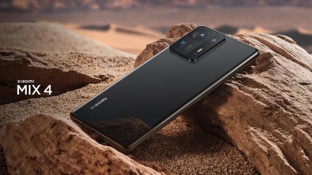 Xiaomi'nin ilk ekran altı kameralı telefonu: Mi Mix 4 tanıtıldı