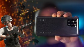 POCO X3 GT PUBG testi!