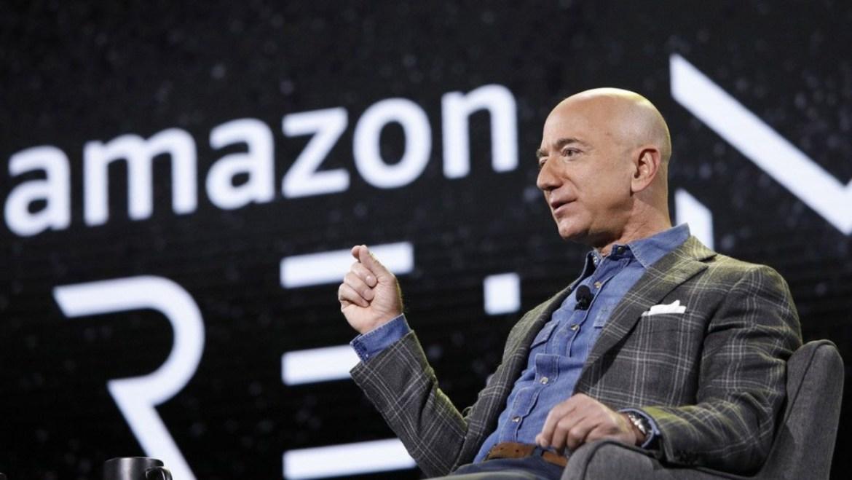 Jeff Bezos'ın biyografisi