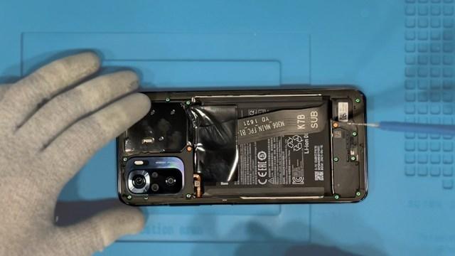 Türkiye üretimi Redmi Note 10S'in içine baktık