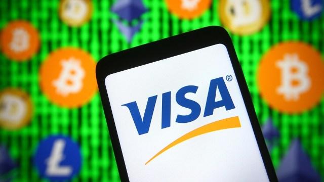 Visa, Ethereum ile NFT çılgınlığına adım attı