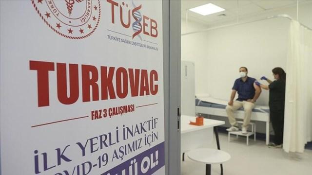 Yerli aşı için E-Nabız'da randevular açıldı!