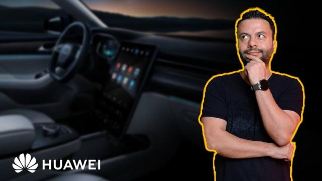 Huawei'nin elektrikli araçlar için yeni motoru mPower'ı anlattık
