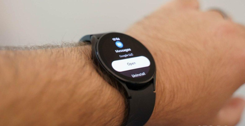 Wear OS ta Google Mesajlar uygulamasının tasarımı değişti